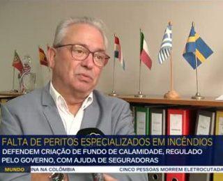 PORTO CANAL - CNPR defende criação de fundo de calamidade