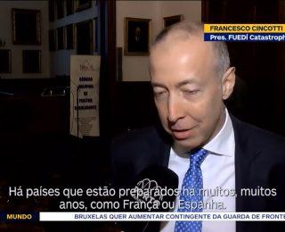 PORTO CANAL - Especialistas dizem que Portugal pode não estar preparado para indemnizar...